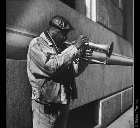 Silver Gelatin Photography of New York by Photographer Robert Turney