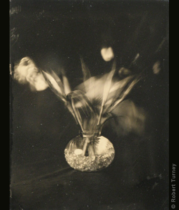 Spirit 2 wet-plate by photographer Robert Turney