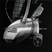 Photographer Robert Turney Gelatin Silver Print titled Vacuum Cleaner 6