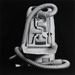 Photographer Robert Turney Gelatin Silver Print titled Vacuum Cleaner 7